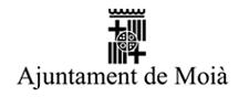 Ajuntament de Moià